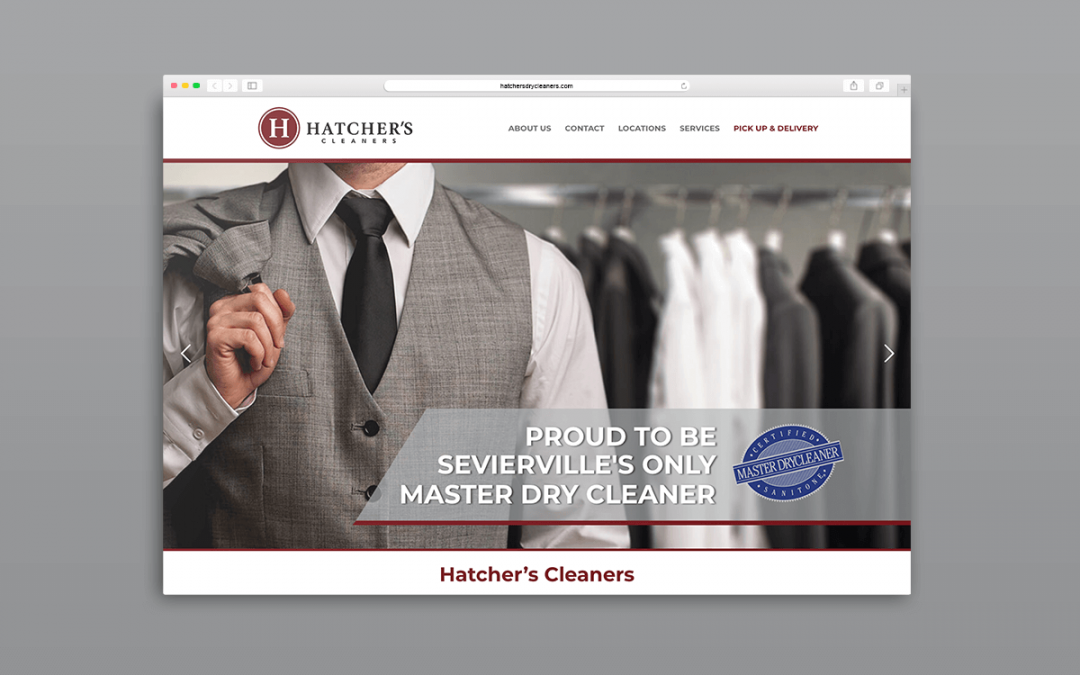 HATCHER'S CLEANERS
